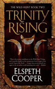 Trinity Rising ebook by Elspeth Cooper