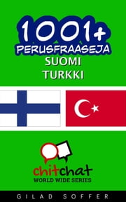 1001+ perusfraaseja suomi - turkki ebook by Gilad Soffer
