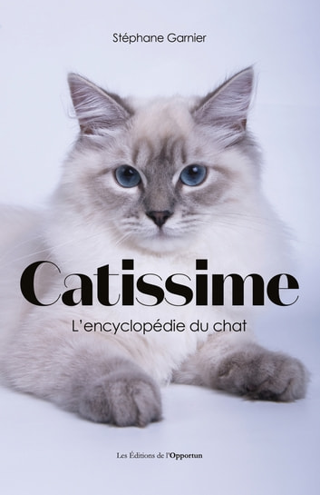Catissime ebook by Stephane Garnier