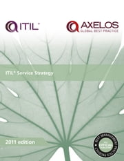 ITIL Service Strategy ebook by AXELOS