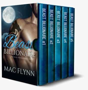 Alpha Beast Billionaire Box Set ebook by Mac Flynn