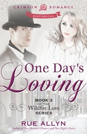 One Day's Loving - Book 3 of the Wildfire Love series ebook by Rue Allyn