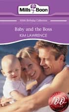 Baby and the Boss (Mills & Boon Short Stories) 電子書 by Kim Lawrence