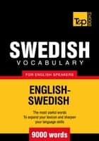 Swedish vocabulary for English speakers - 9000 words ebook by Andrey Taranov