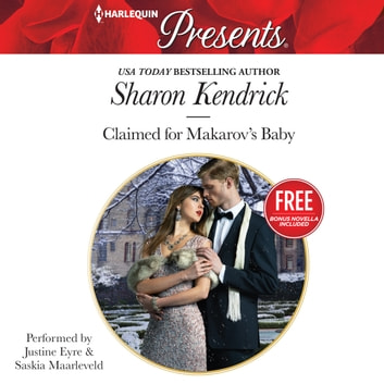 Claimed for Makarov's Baby audiobook by Sharon Kendrick,Amanda Cinelli