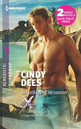 Breathless Encounter: Breathless Encounter\The Dark Side of Night - The Dark Side of Night ebook by Cindy Dees