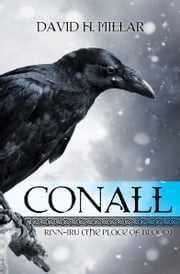 Conall: Rinn-Iru - The Place of Blood ebook by David H. Millar