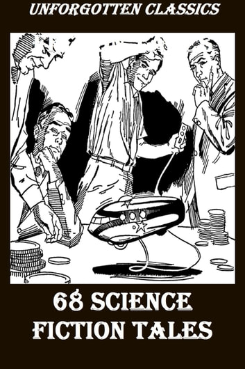 68 SCI-FI CLASSICS ebook by Philip K. Dick,Isaac Asimov,Andre Norton