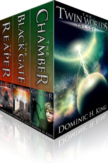 The Twin Worlds Trilogy Ebook By Dominic H King 9781536552829