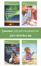 Harlequin Heartwarming July 2018 Box Set - Alaskan Hideaway\In Love with the Firefighter\Finding Her Family\A Home for Her Baby ebook by Syndi Powell, Beth Carpenter, Amie Denman,...