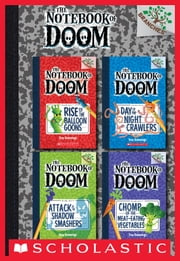 The Notebook of Doom Collection: Books 1-4 ebook by Troy Cummings