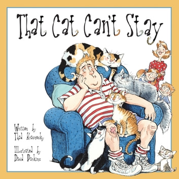 That Cat Can't Stay ebook by Thad Krasnesky