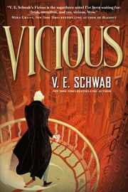 Vicious ebook by V. E. Schwab