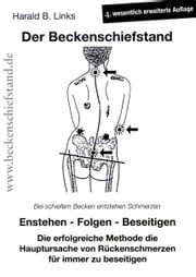 Der Beckenschiefstand ebook by Harald Links