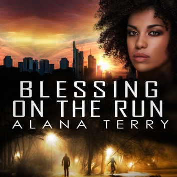 Blessing on the Run audiobook by Alana Terry