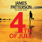 4th of July audiobook by James Patterson, Maxine Paetro