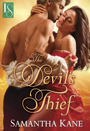 The Devil's Thief ebook by Samantha Kane