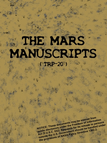 The Mars Manuscripts ebook by E.S. Wynn
