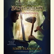 The Ghostfaces 有聲書 by John Flanagan