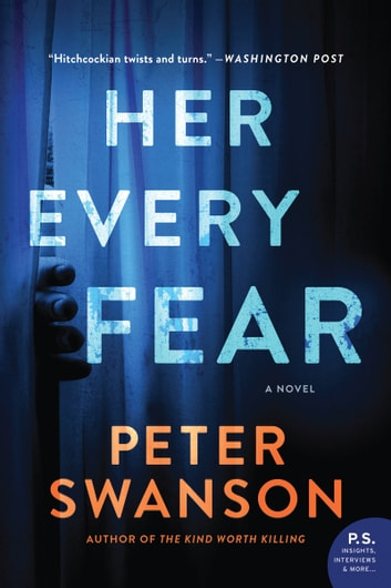 Her Every Fear - A Novel ebook by Peter Swanson