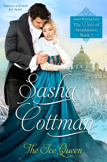 The Ice Queen ebook by Sasha Cottman