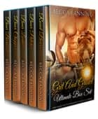 Grit And Growl Ultimate Box Set - BBW Bear Shifter Romance Novella Series ebook by