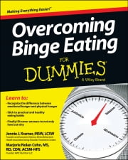Overcoming Binge Eating For Dummies ebook by Jennie  Kramer,Marjorie Nolan Cohn