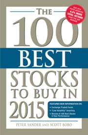 The 100 Best Stocks to Buy in 2015 ebook by Peter Sander,Scott Bobo