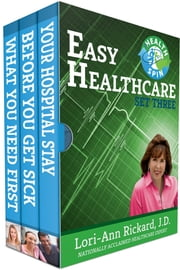 Easy Healthcare Set Three ebook by Lori-Ann Rickard