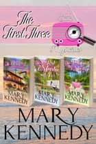 The First Three Talk Radio Mysteries ebook by Mary Kennedy