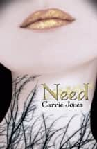 Need ebook by Carrie Jones