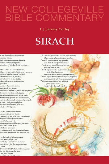 Sirach - Volume 21 ebook by Jeremy Corley