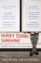 Hurry Down Sunshine - A father's memoir of love and madness eBook by Michael Greenberg