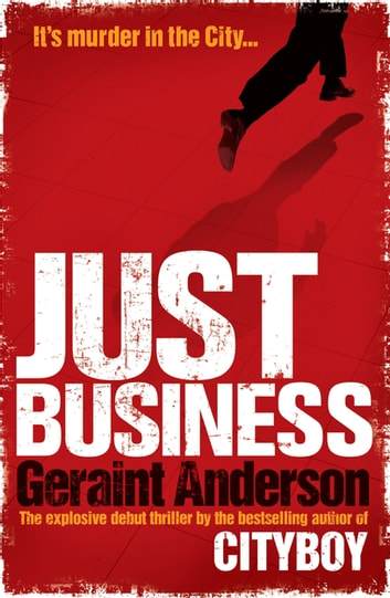 Just Business eBook by Geraint Anderson