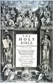 The Holy Bible (The New Testament - King James Version) ebook by Anonymous,Anonymous,anonymous,anonymous,Church Of England