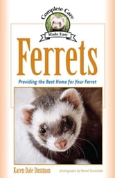 Ferrets - Providing the Best Home for Your Ferret ebook by Karen Dale Dustman
