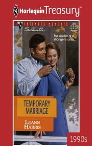 Temporary Marriage ebook by Leann Harris