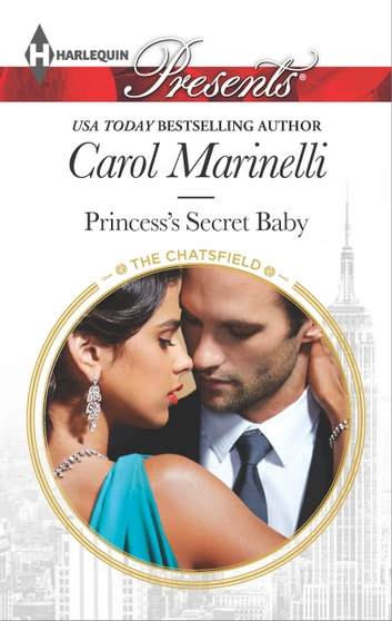 Princess's Secret Baby - A Royal Secret Baby Romance ebook by Carol Marinelli