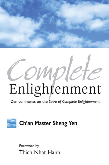 Complete Enlightenment ebook by Master Sheng Yen