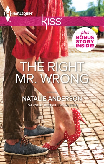 The Right Mr. Wrong ebook by Natalie Anderson