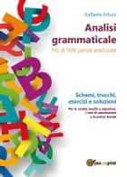 Analisi grammaticale ebook by Raffaella Riboni