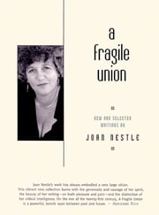 A Fragile Union - New and Selected Writings ebook by Kobo.Web.Store.Products.Fields.ContributorFieldViewModel