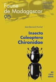 Insecta Coleoptera Chironidae ebook by Jean-Bernard Huchet