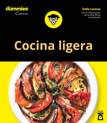 Cocina ligera para Dummies ebook by Emilie Laraison