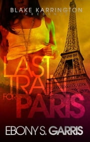 Last Train For Paris ebook by Blake Karrington