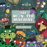 The Monster Machine ebook by Nicola L Robinson