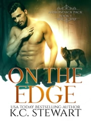 On the Edge - Adirondack Pack, #6 ebook by K.C. Stewart