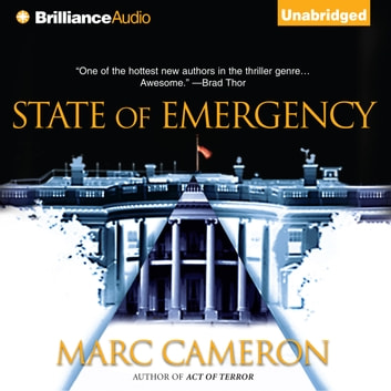 State of Emergency audiobook by Marc Cameron