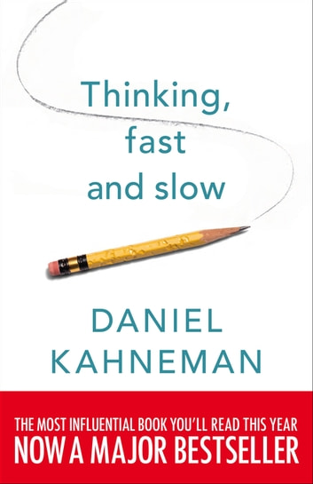 Thinking, Fast and Slow 電子書 by Daniel Kahneman