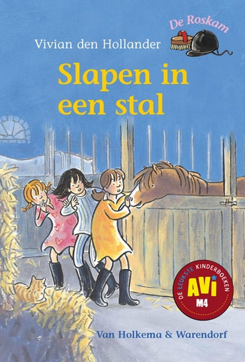 Slapen in een stal ebook by Vivian den Hollander
